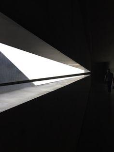 Chichu art museum. Tadao Ando