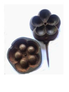 millinery flower mold
