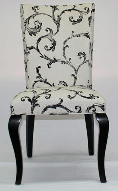 Dining Elegance - Upholstery work or New available at ViVi Upholstery