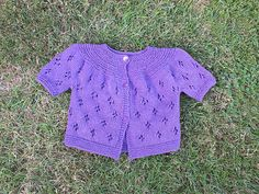 Buttons from Veritas Can be knitted using 2 yarns together for size 12 months
