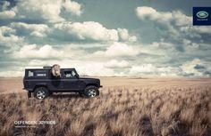 Read more: https://www.luerzersarchive.com/en/magazine/print-detail/land-rover-51467.html Land Rover (Strapline: Landrover. Above and beyond.) Tags: Land Rover,Alessio Criscuoli,Naya Koutroumani,Greekvertising, Athens,Pantelis Zervos