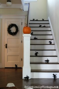 Halloween Rat Stairc