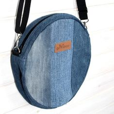 Best 10 Jeans handbag, all pockets with function, bag is very stable Length can be individually adjusted and is easily can – SkillOfKing.Com