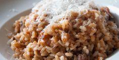 Receta de cocina: Arroz a la boloñesa
