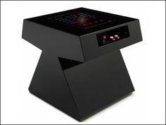 「パックマン」「スペースインベーダー」など人気作60タイトルを収録した現代風テーブル筐体「Stealth」 - GIGAZINE