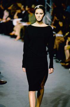 Gisele Bündchen, Balenciaga Spring 1998 Ready-to-Wear Collection Photos - Vogue