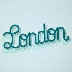 Quick bit of lettering  not happy with the L yet #lettering #london