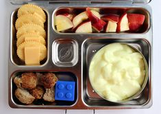 Day Camp PlanetBox Lunch