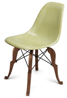 Fiberglass Shell Chair - Prince Charles Side Shell - Modernica