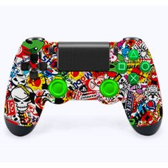 Manette ps4 dualshock 4 Bombers - blast controllers
