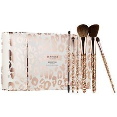 SEPHORA COLLECTION - Be Spotted Brush Set #sephora