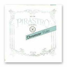Pirastro Chromcor Viola C String by Chromcor (Pirastro). $15.23. Pirastro Chromcor Viola C StringChromesteel wound on steel core