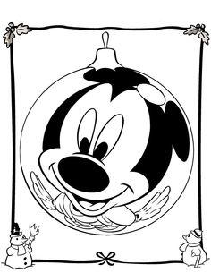 Disney Målarbilder för barn. Teckningar online till skriv ut. Nº 261