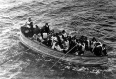 Titanic Survivors,1912