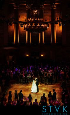 Gotham Hall Wedding Photos