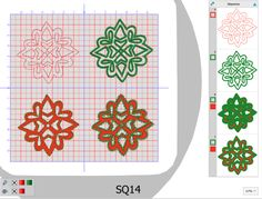 ARTISTIC EDGE DIGITAL CUTTER – another exercise offering variations of applique stitching   Janome Life Straight Stitch, Satin Stitch, Janome, Stitching, Applique, Exercise, Sewing, Digital, Simple