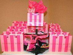victoria secret Bridal/Wedding Shower Party Ideas   Photo 2 of 6 ... - lingerie, luxury, seduction, lua de mel, victoria secret, luxury lingerie *ad