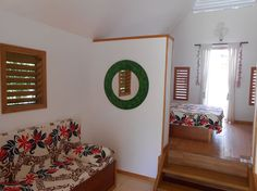 in Takitumu District, CK. Nirvana is a  finely appointed self contained bungalow situated on the Southern side of Rarotonga at Avaavaroa in the village of Vaimaanga. 200 mtrs from the most spectacular coastline on Raro.    This bungalow features a lovely garden view from t...