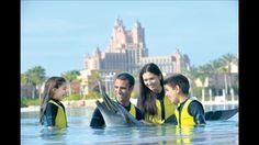 Water Park Atlantis The Palm Dubai.