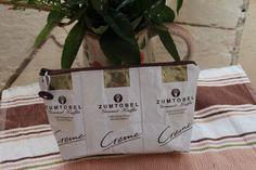 Kosmetiktaschen aus Kaffeetüten