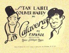 Los calaveras (1931) Español