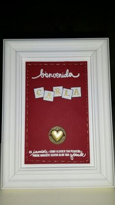 Beautiful present for newborn by OriginalesK