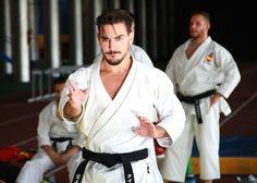 Resultado de imagen de damian quintero en hamburgo karate