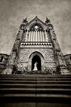Cathedral of St Stephen, Maya & Michael - Vivid Photography, Brisbane Wedding Photographer