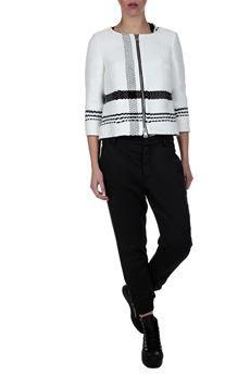 #Giacca Dahan #Dondup #moda #fashion #woman #SS2015 #Jacket #donna  #bforeshop