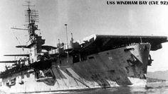USS Windham Bay (CVE 92)