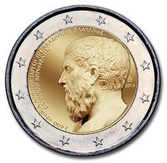 Grecia 2400° anniversario fondazione Accademia d'Atene