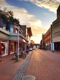 Neue Straße in Lingen