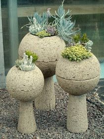 cool planters!