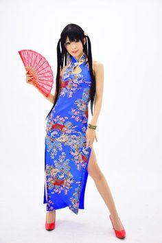 ニーハオ!チャイナドレスを着てる可愛い女の子画像集! - NAVER まとめ Beautiful Chinese Women, Beautiful Asian Girls, Gorgeous Women, Chinese Gown, Chinese Theme, Chinese Dresses, Geisha, Cheongsam Dress, Fantasy Dress