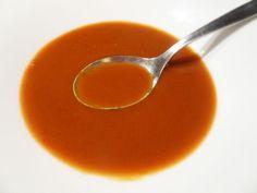 Recipe for making Sauce Espagnole Maigre, Fish Espagnole, Lenten Espagnole Sauce, at home (Escoffier, 17).