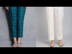 Palazzo Pants, Harem Pants, Trousers, Pants Pattern, Stitching, Capri Pants, Easy, Youtube, Fashion