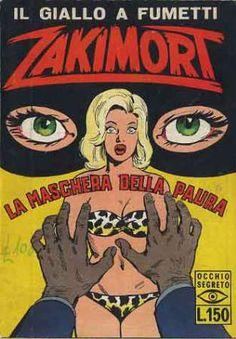 COLLEZIONISMO: ZAKIMORT http://c4comic.it/collezionismo/collezionismo-zakimort/