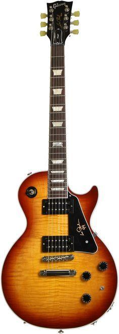 Gibson Les Paul Signature 2014 Honey Burst