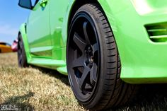 #Ford #Focus RS / ST mk2 with big balck rims