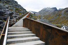 Reiulf Ramstad Architects · Trollstigen National Tourist Route Project