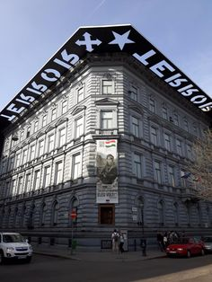 **House of Terror Museum (history of Hungary between the Hungarian Revolution and the Second World War) _ Budapest, Hungary