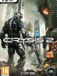 http://store.theleagueofgamer.com/?product=crysis-2-maximum-edition-steam-key  Los alienígenas están diezmando la ciudad de Nueva York y solo tú tienes la tecnología para sobrevivir. Adáptate en tiempo real usando el nanotraje 2 y sus capacidades únicas de camuflaje, armadura y potencia. Enfréntate a la amenaza extraterrestre de maneras con las que un soldado normal solo podría soñar. Crysis 2 redefine el referente para las plataformas de consola y PC en la jungla urbana de Nueva York.