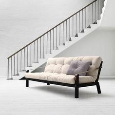 Rozkládací sofa Poetry, vision/black
