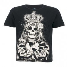 Global Powers Tee by Iron Fist – Dolly Mixture Clothing