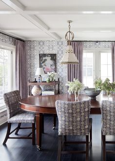 a house tour with perfect palette and pattern | via coco kelley