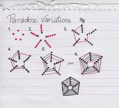 Paradox  variations 2 - by sheridanwild