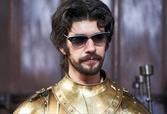 Ben Whishaw as Richard II, The Hollow Crown
