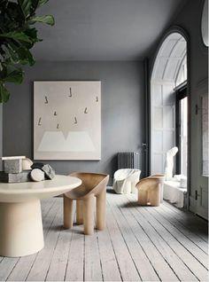 50 Best Modern Dining Room Design Ideas - Home Decorating Inspiration Interior Exterior, Home Interior, Modern Interior Design, Interior Design Inspiration, Home Design, Interior Architecture, Interior Decorating, Design Ideas, Modern Interiors