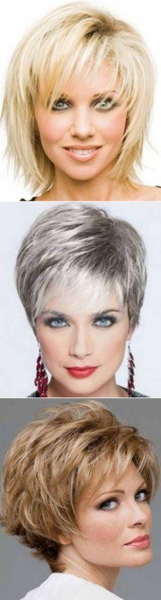 Стрижка каскад на короткие волосы - описание и фото