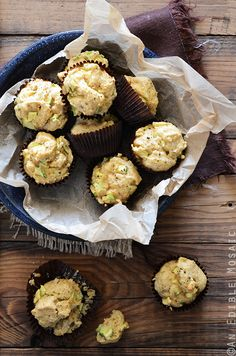 Savory Spiced Sour Cream Zucchini Muffins. These taste like garlic bread in muffin form with the added nutritional bonus of zucchini! #recipes #breakfast #brunch #snacks #muffins #zucchini